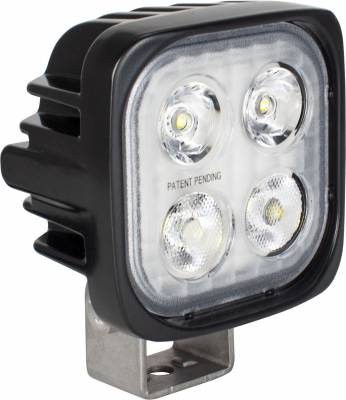 Vision X Lighting - VISION X DURA MINI 4 LED MIXED BEAM 10/25 DEGREE - Image 1