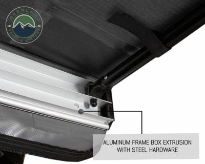 Overland Vehicle Systems - Nomadic Awning 2.0 - 6.5' with Black Cover Universal - 18049909 OVS - Image 6