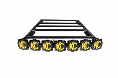 KC HiLites - KC HiLites 92042 Gravity Pro6 Roof Rack - Image 1