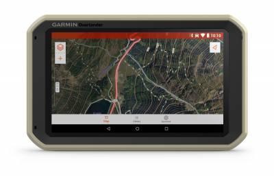 Garmin - Garmin Overlander All-Terrain GPS Navigator - Image 2