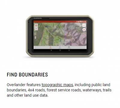 Garmin - Garmin Overlander All-Terrain GPS Navigator - Image 5