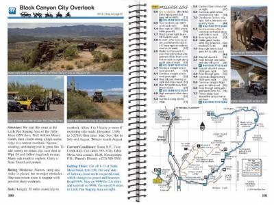 Fun Treks - ARIZONA BACKROADS, 4WD & ATV TRAILS BOOKS - All New 3rd Edition - Image 2