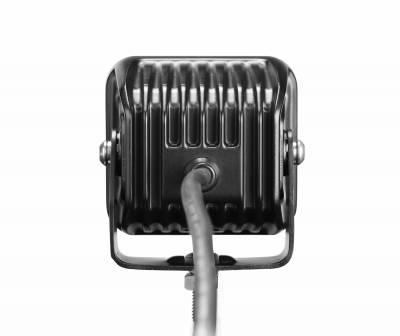 """Night Stalker Lighting - BLACKOUT 3D 40 Watt High Energy KIT - 3"""" Compact Driving Lights - Flood/Fog Lens - Image 4"""
