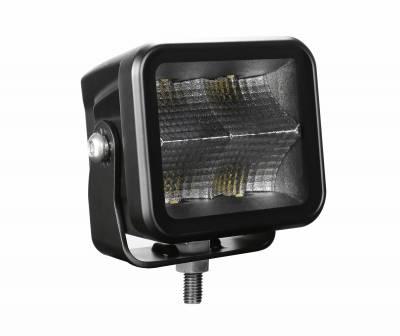 """Night Stalker Lighting - BLACKOUT 3D 40 Watt High Energy KIT - 3"""" Compact Driving Lights - Flood/Fog Lens - Image 2"""