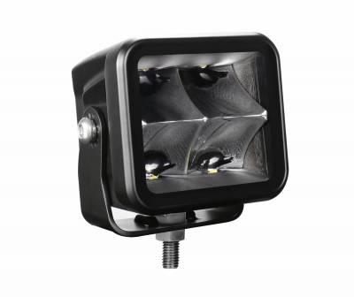 """Night Stalker Lighting - BLACKOUT 3D 40 Watt High Energy KIT - 3"""" Compact Driving Lights - Long Range Lens - Image 4"""