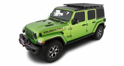 Rhino-Rack Jeep 4 Door JLU Backbone Roof Rack System JC-00455 - Image 5